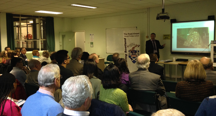 The Practical Lecture 2014